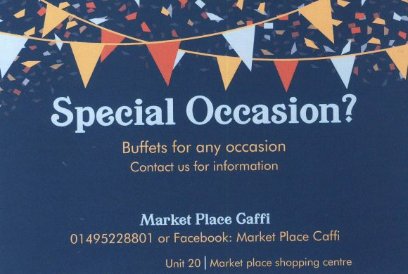 The Market Place Caffi Buffet Catering